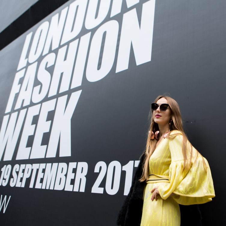 GET THE LOOK…LONDON FASHION WEEK 2017