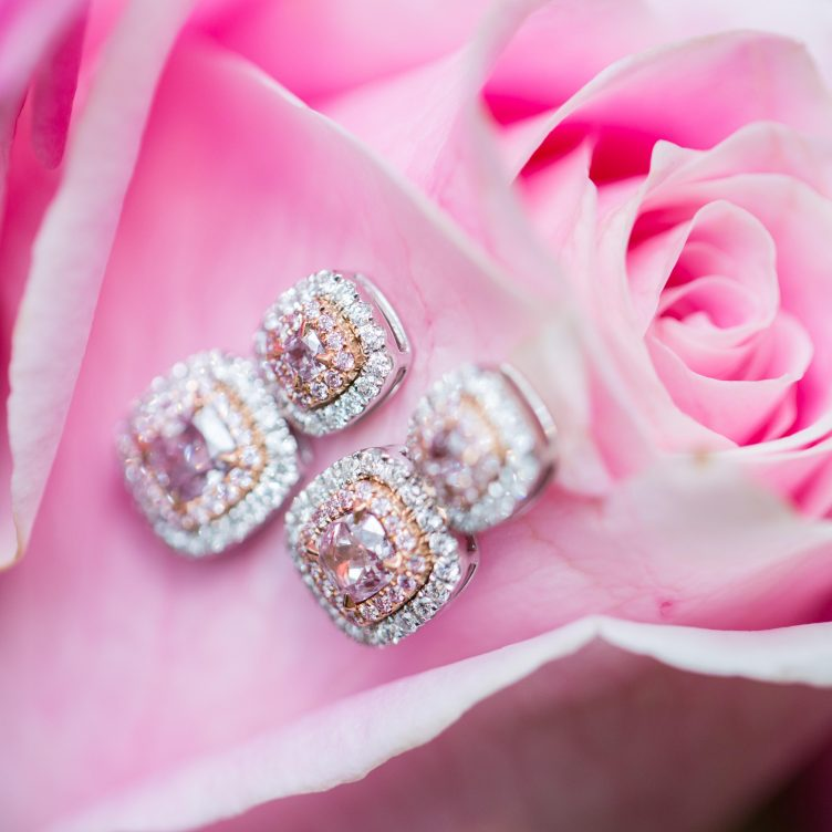 H&Y JEWELLERY FANCY PINK DIAMOND EARRINGS REVIEW