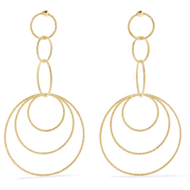 Carolina Bucci 18k Gold Earrings