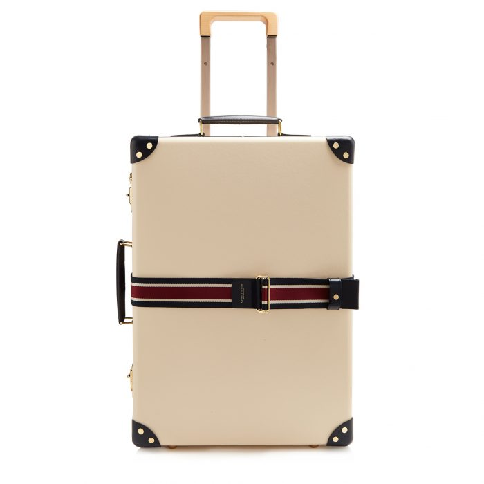 Globe-Trotter X Murder On The Orient Express 20″ Suitcase