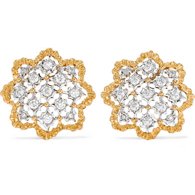 Buccellati Rombi Earrings