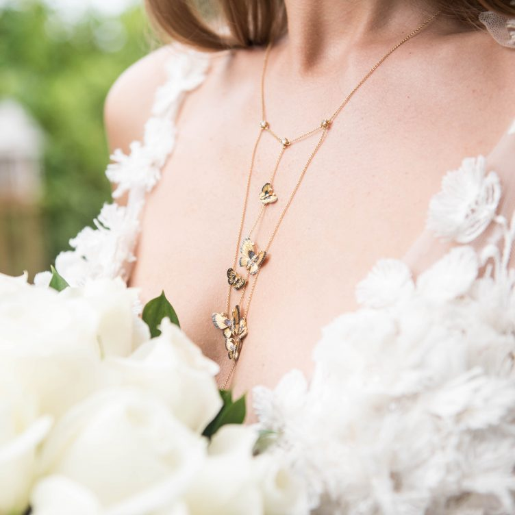 BRIDAL JEWELLERY & STYLE TIPS FOR ACCESSORISING YOUR WEDDING DRESS