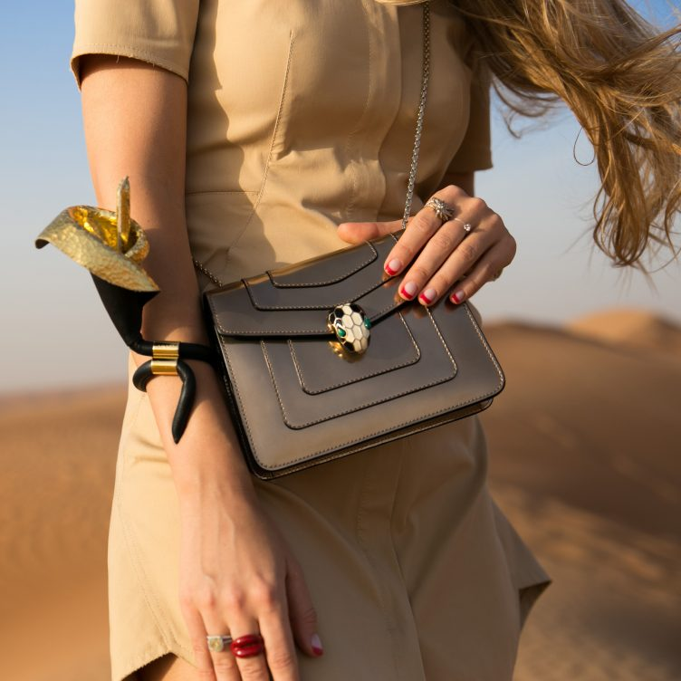 GET THE LOOK: DUBAI DUNE BASHING