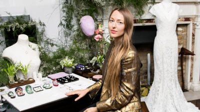 JESSICA MCCORMACK BRIDAL JEWELLERY COLLECTION LAUNCH