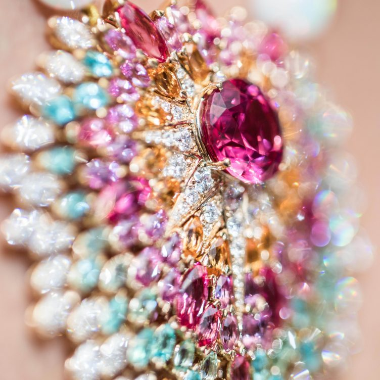 """PIAGET """"SUNLIGHT ESCAPE"""" HIGH JEWELLERY COLLECTION, PARIS COUTURE WEEK 2018"""
