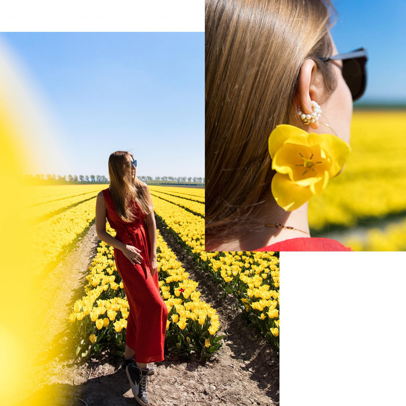 , GET THE LOOK: AMSTERDAM TULIP FIELDS, Victoria's Jewelry Box