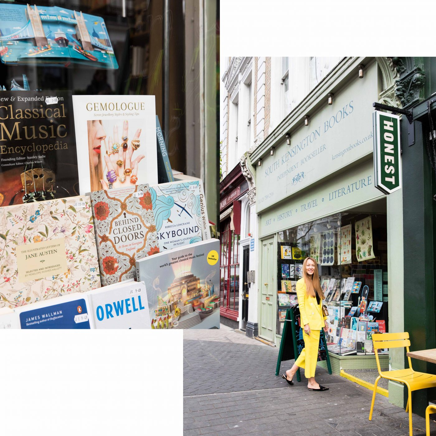 SOUTH KENSINGTON HIDDEN GEMS: GEMOLOGUE BOOK AND SPARKLY THINGS TO DO IN LONDON