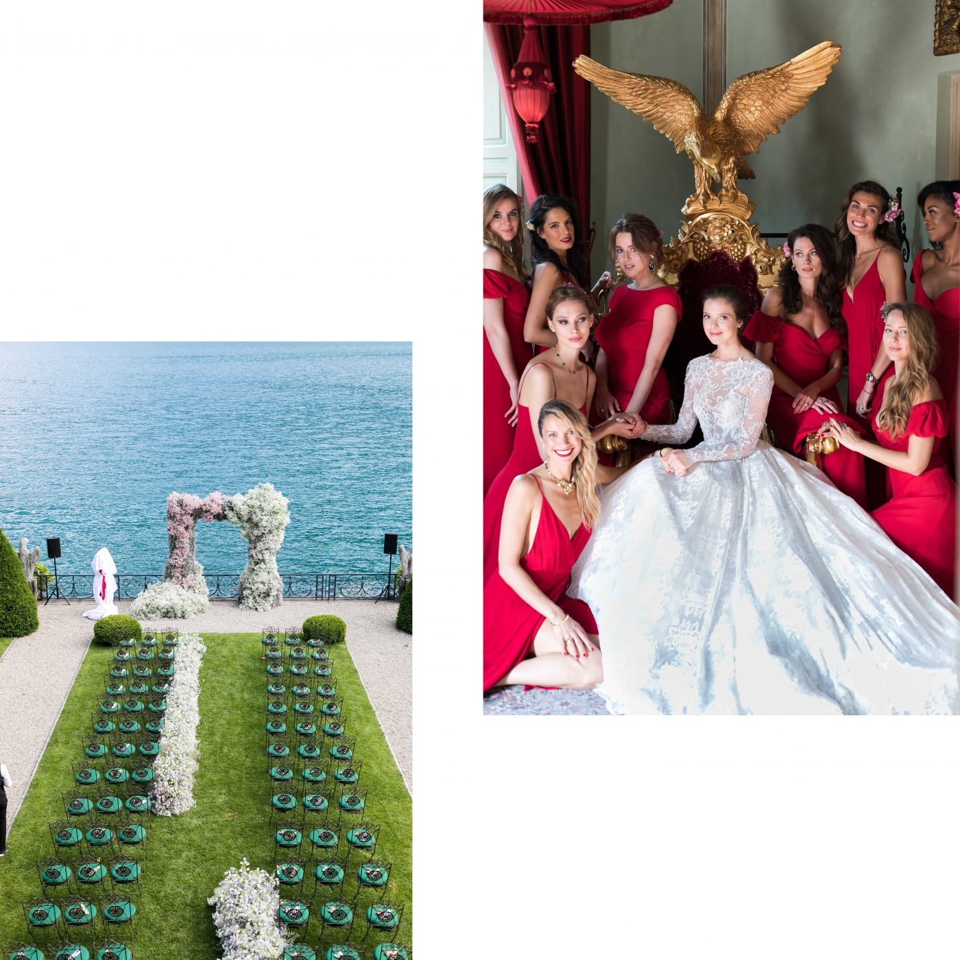 , GET THE LOOK: HOW TO ACCESSORISE BRIDESMAID DRESS, LAKE COMO WEDDING, Victoria's Jewelry Box