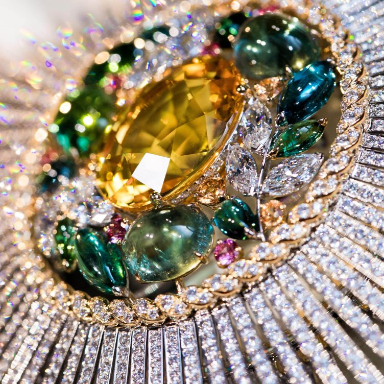 "CHANEL ""LE PARIS RUSSE DE CHANEL"" HIGH JEWELLERY COLLECTION, PARIS COUTURE WEEK 2019"