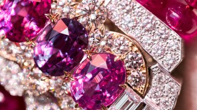 "VAN CLEEF & ARPELS ""ROMEO & JULIET"" HIGH JEWELLERY COLLECTION, PARIS COUTURE WEEK 2019"