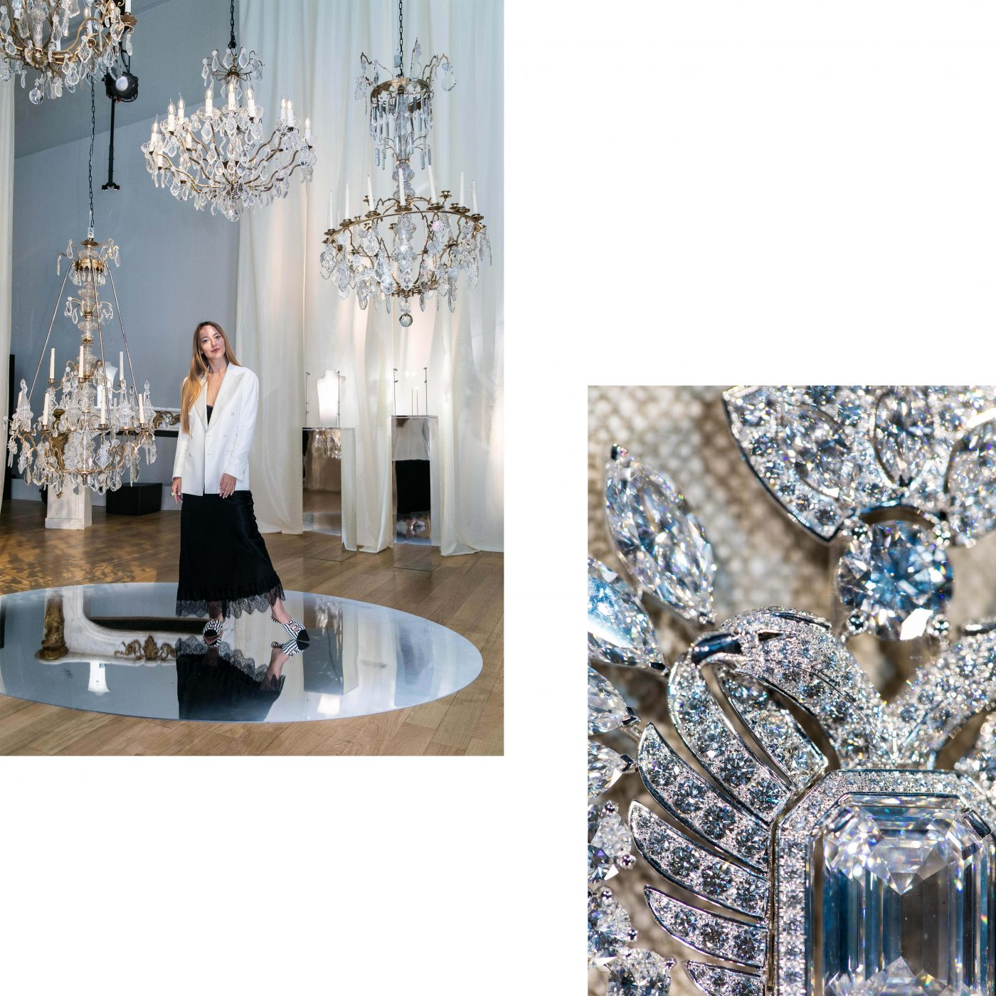 ", CHANEL ""LE PARIS RUSSE DE CHANEL"" HIGH JEWELLERY COLLECTION, PARIS COUTURE WEEK 2019, Victoria's Jewelry Box"