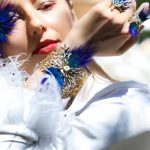GEMOLOGUE_Liza Urla_jewellery blogger Liza_jewelry blogger Liza_jewelry blog_jewellery blog UK_jewellery blog London_blog about jewellery_mike joseph jewellery_mike joseph jewelry_feather jewelry trend_feather jewellery trend_couture las vegas jewelry show_couture design awards las vegas_peacock feather jewelry designs_peacock feather jewellery designs_feather jewelry real_bird feather jewellery