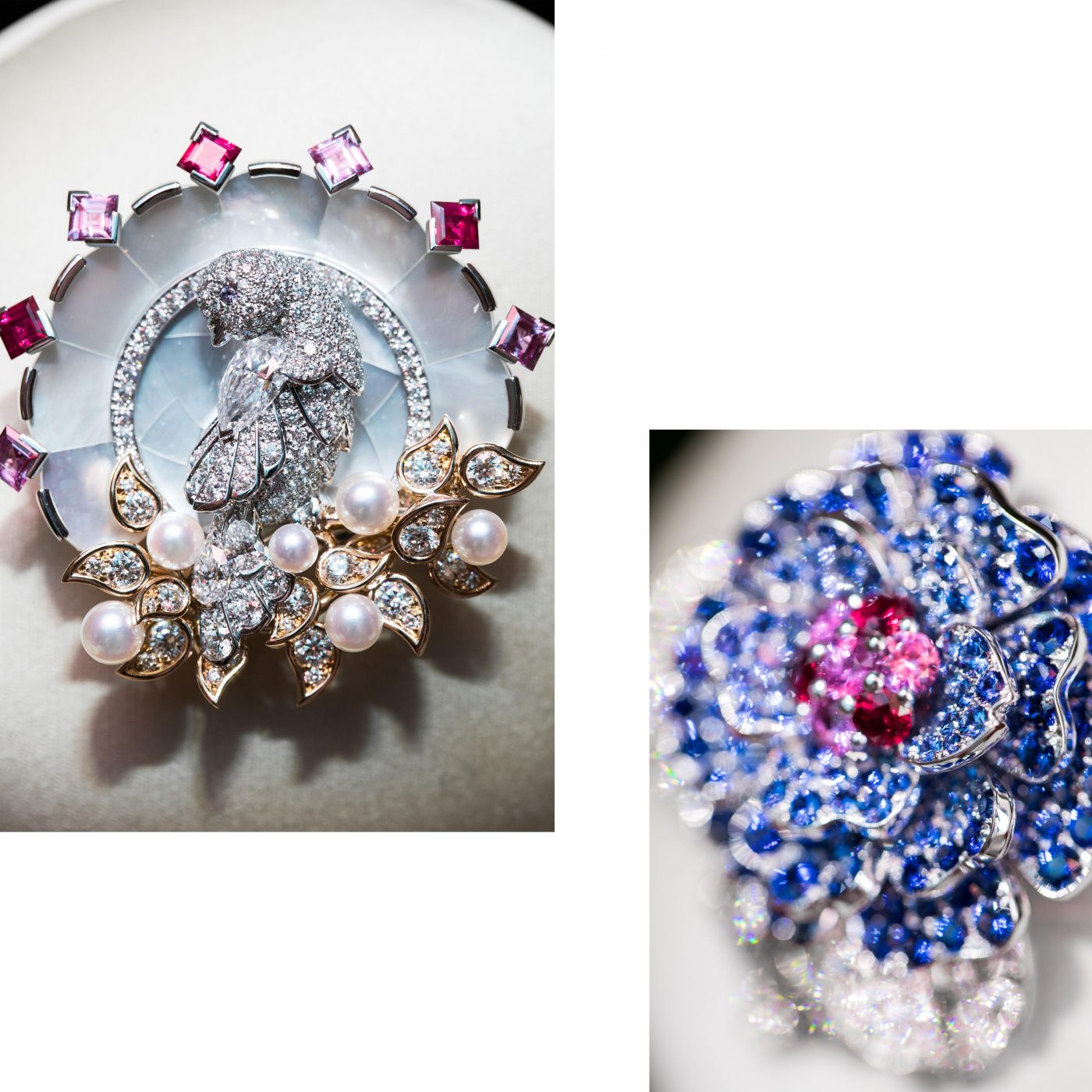 "VAN CLEEF & ARPELS ""ROMEO & JULIET"" HIGH JEWELLERY COLLECTION, PARIS COUTURE WEEK 2019, Victoria's Jewelry Box"