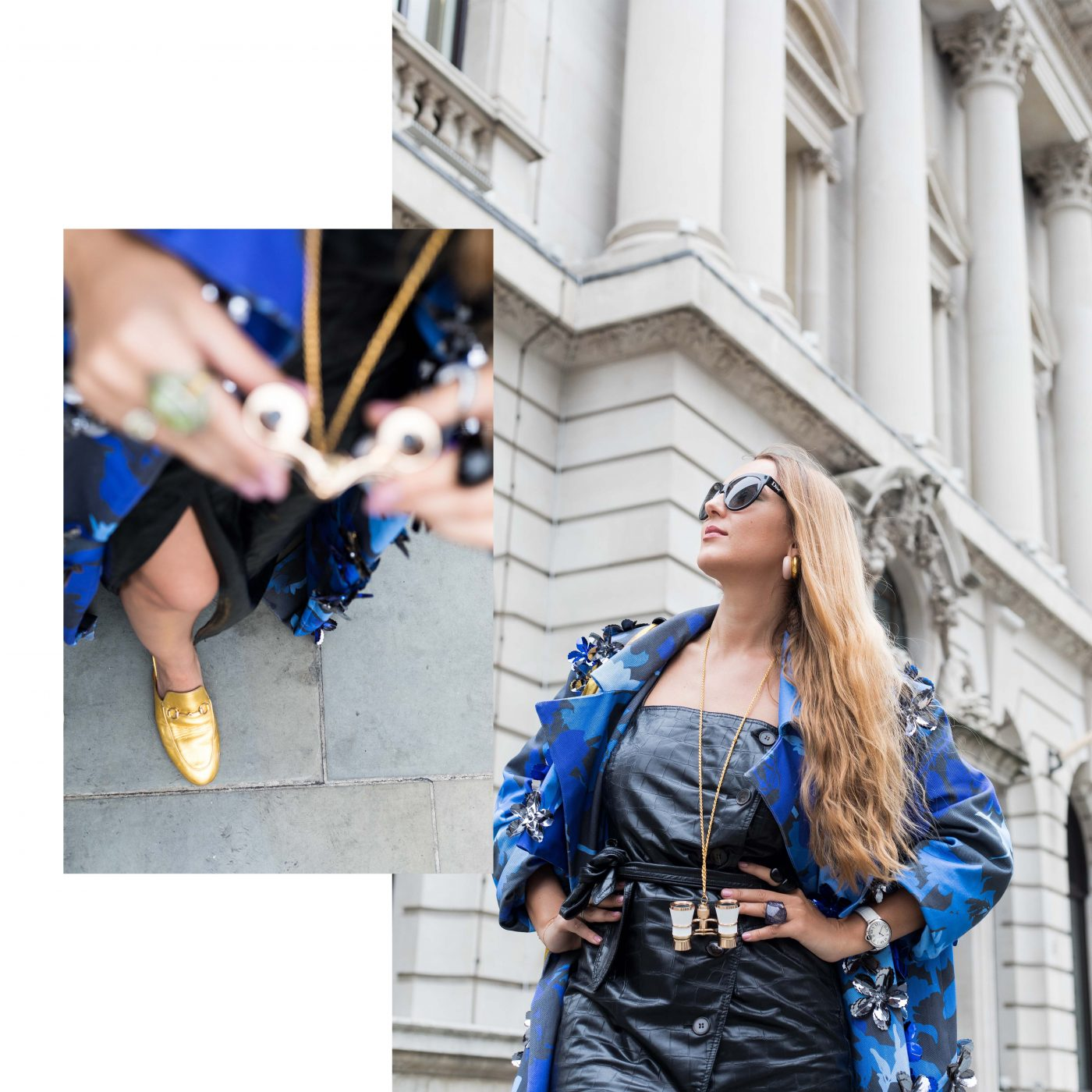 GET THE LOOK: LFW SS20 WHERE FASHION AND JEWELLERY COLLIDE