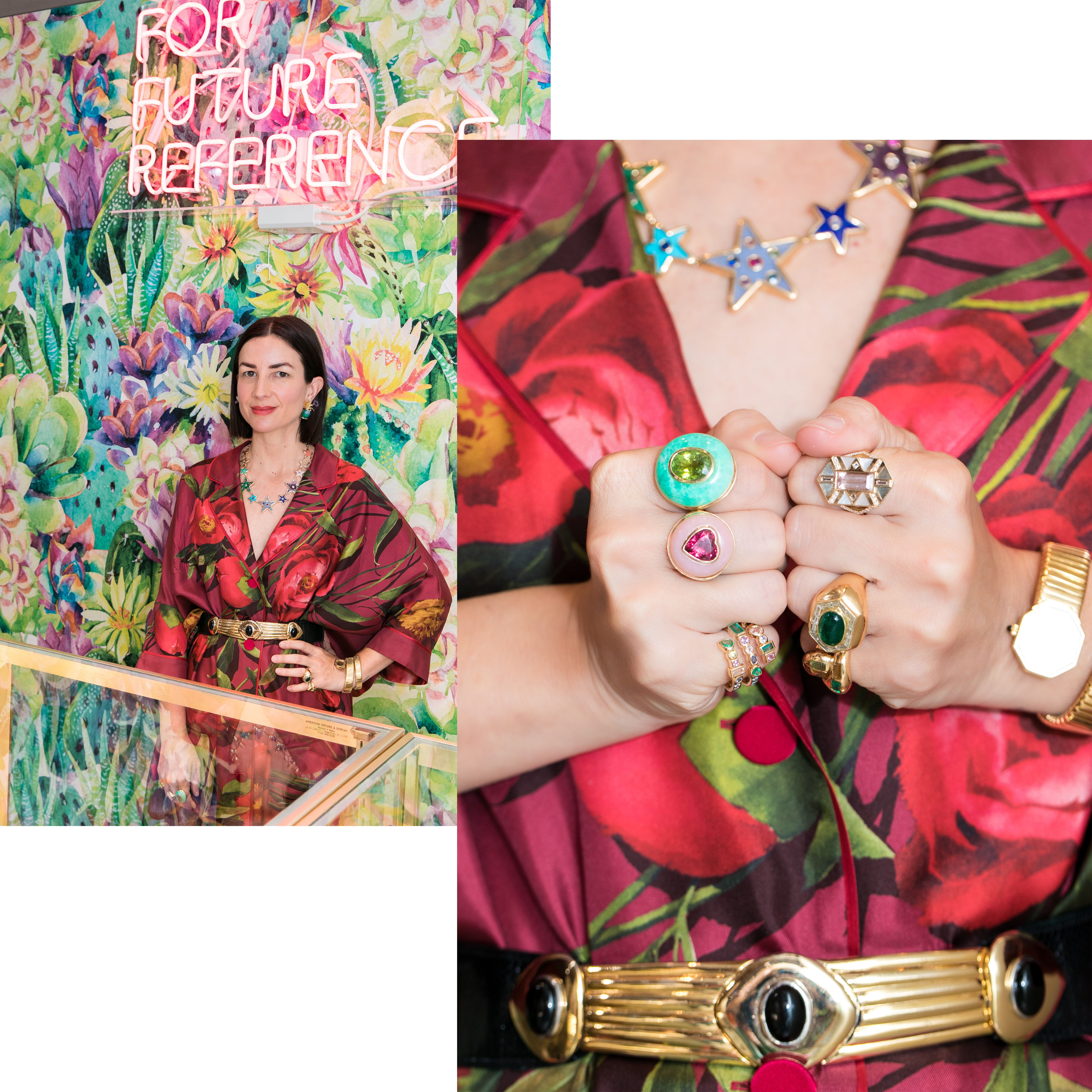 , GEM TALK WITH RANDI MOLOFSKY, JEWELLERY PR AND FOR FUTURE REFERENCE CO-FOUNDER, Victoria's Jewelry Box