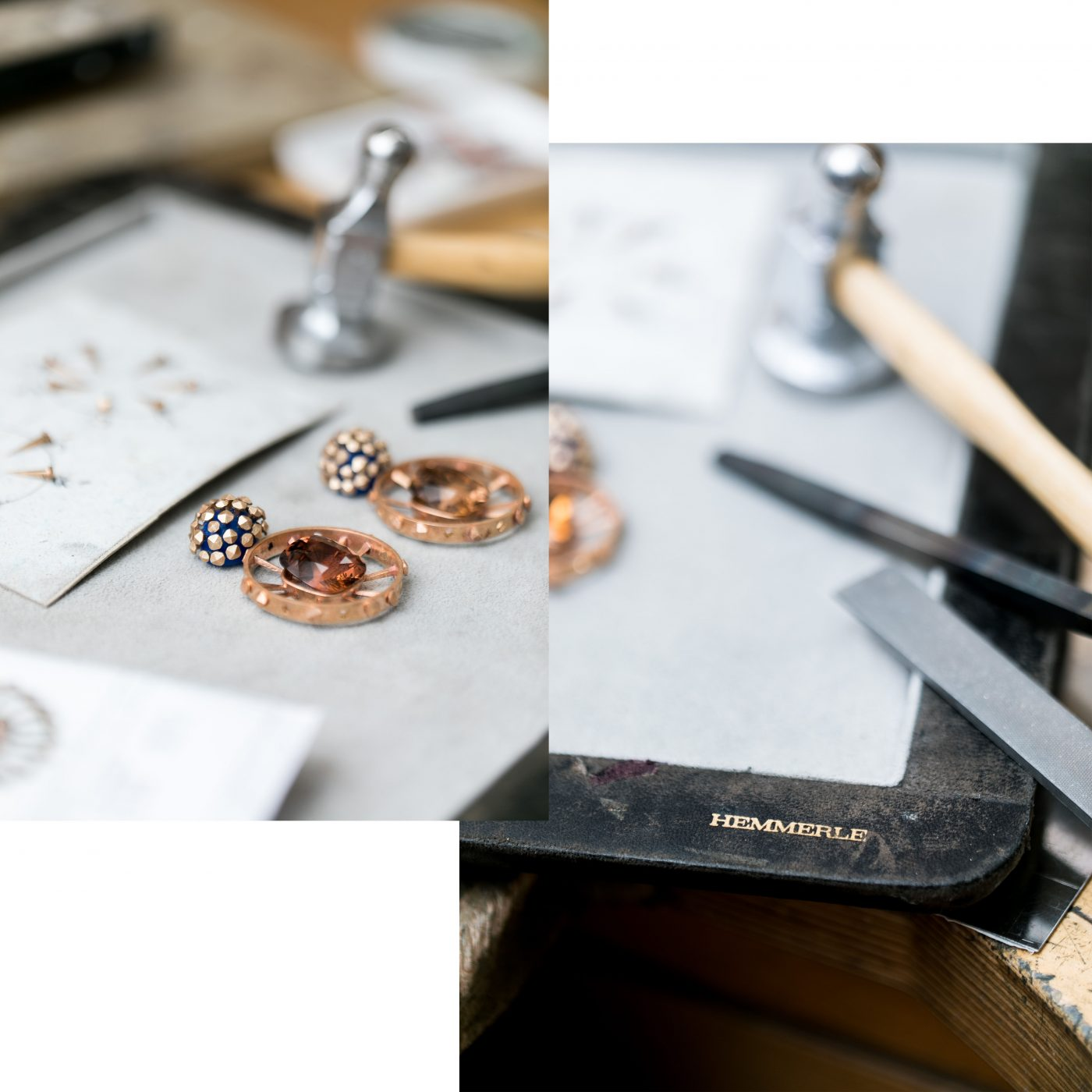 , THE CRAFTSMANSHIP OF HEMMERLE: HOW BRONZE TOURMALINE EARRINGS CAME TO LIFE, Victoria's Jewelry Box