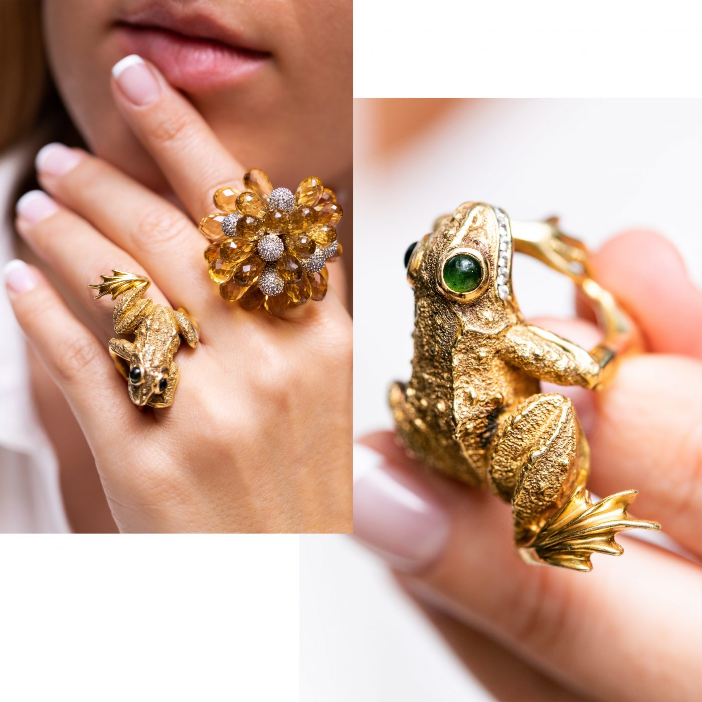 , AN INTIMATE DIALOGUE WITH A LISBON VINTAGE JEWELRY DEALER, ISABEL LOPES DA SILVA: THE SIMPLE TRUTH BEHIND COLLECTING VINTAGE JEWELRY RINGS, Victoria's Jewelry Box