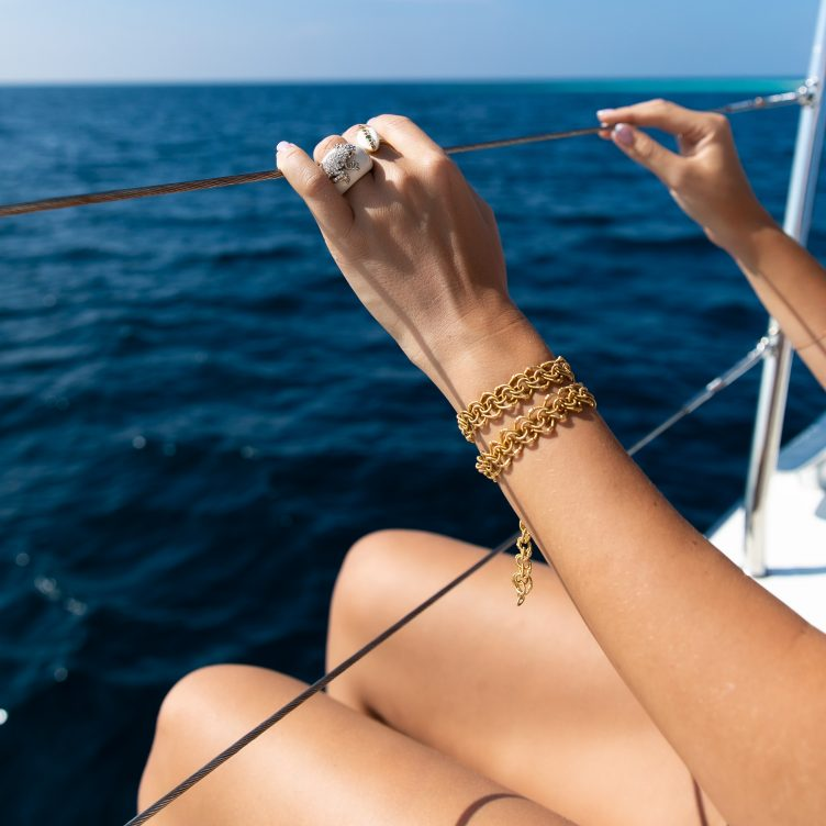 REINVENT YOUR JEWELLERY DURING LOCKDOWN WITH LIZA URLA